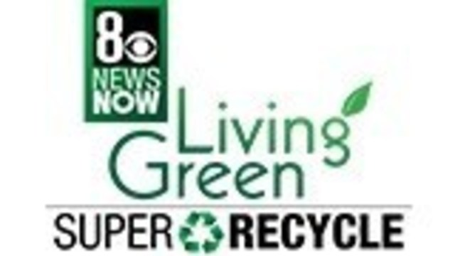 8 News NOW's Living Green Super Recycling Day is Saturday