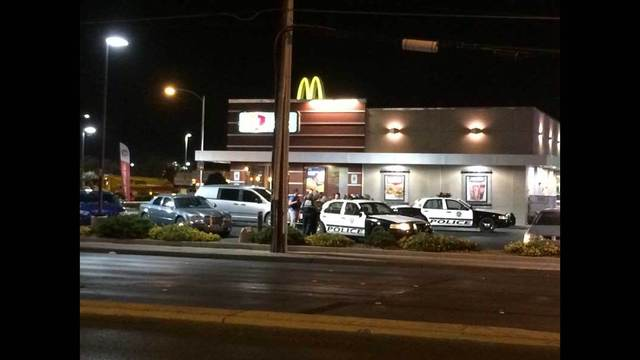 2 shot in Jack in the Box parking lot