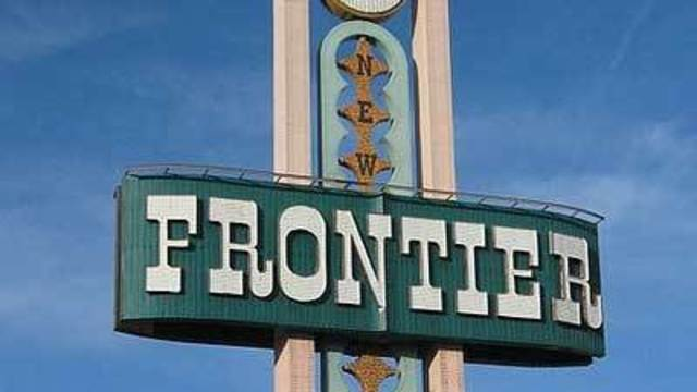 Las Vegas resort planned at ex-New Frontier site