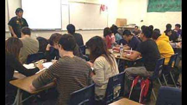 Nevada gets $436K to help students afford AP tests