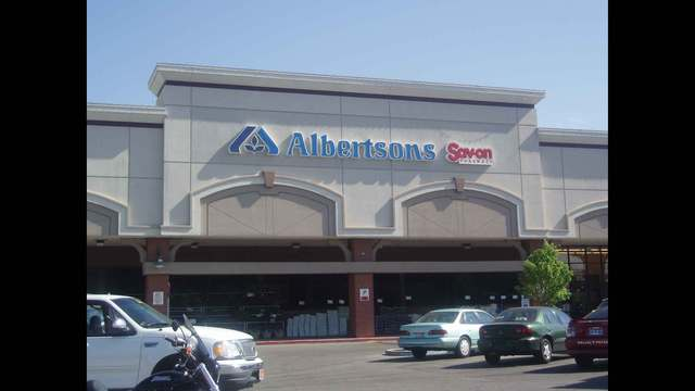 Data security breach at Albertsons stores