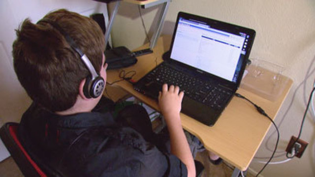 Online education in Clark County gains in popularity