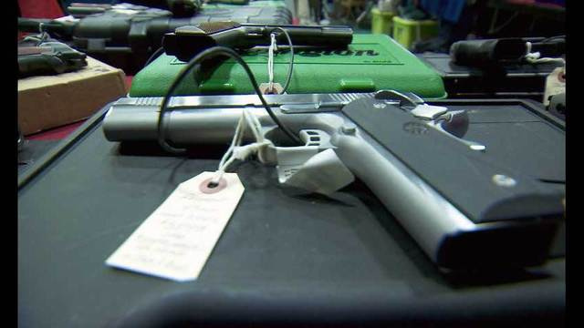 Fmr. sheriff supports expanded background checks on gun sales