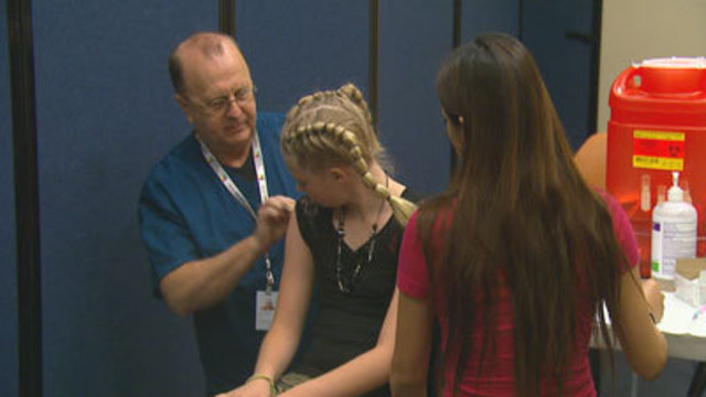 Immunizations required for southern Nevada students