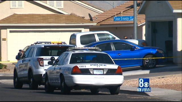 Coroner IDs man shot and killed in NLV Sunday