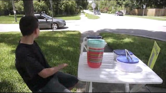 Neighbor: Boy's lemonade stand is 'illegal business'