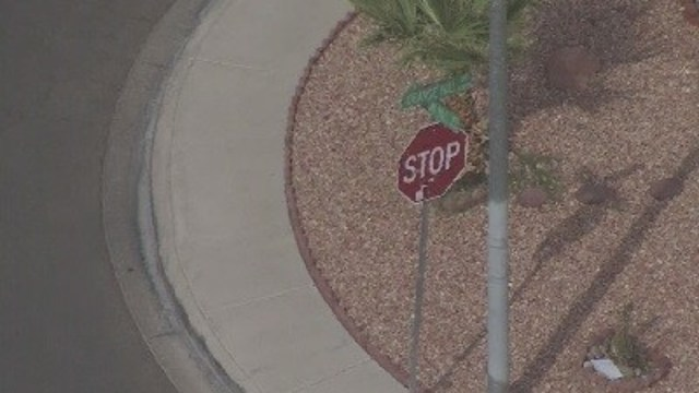 Driving You Crazy: Stop sign runners near Charleston & Sloan