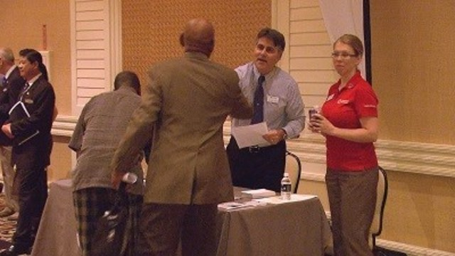 Preparation can improve job fair chances