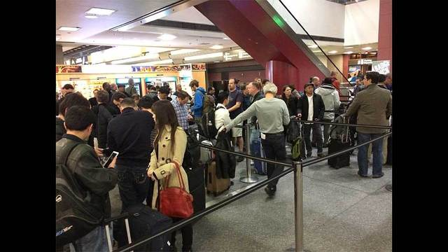 Las Vegas airport traffic up 1.9 percent in July