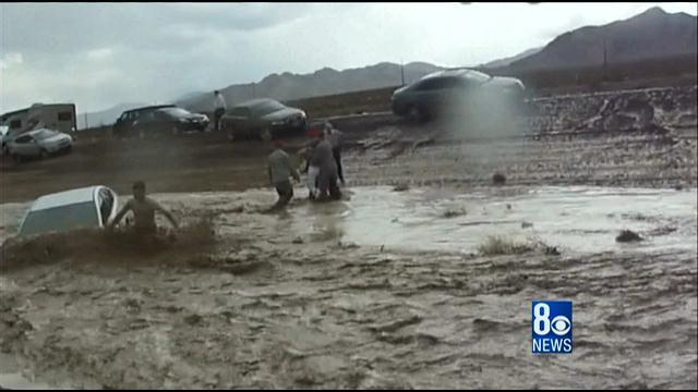 Money raised for airman to replace car washed away in floods