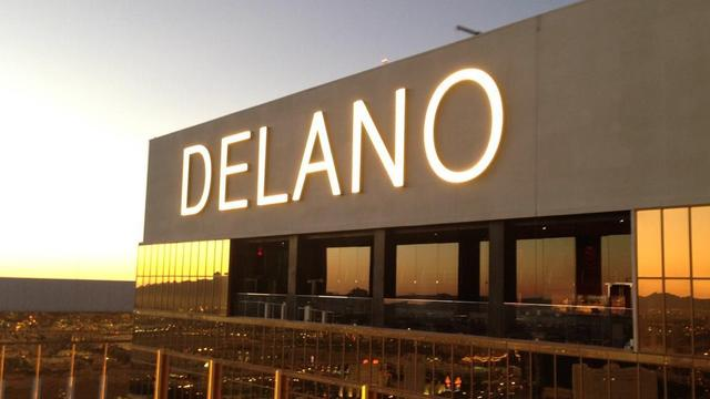 THEhotel in Vegas switches to new name Delano