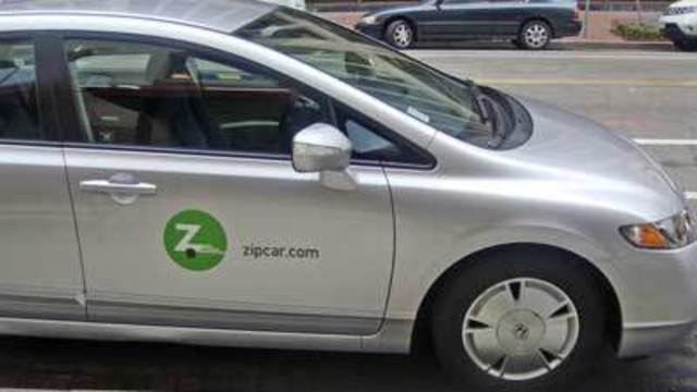 Zipcar expands to UNLV campus