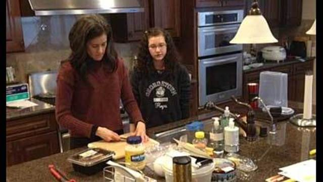 Girl's Bout with E.coli Helps Toughen Food Standards
