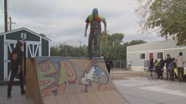 Cool at School: Program Uses Skateboarding to Boost Grades