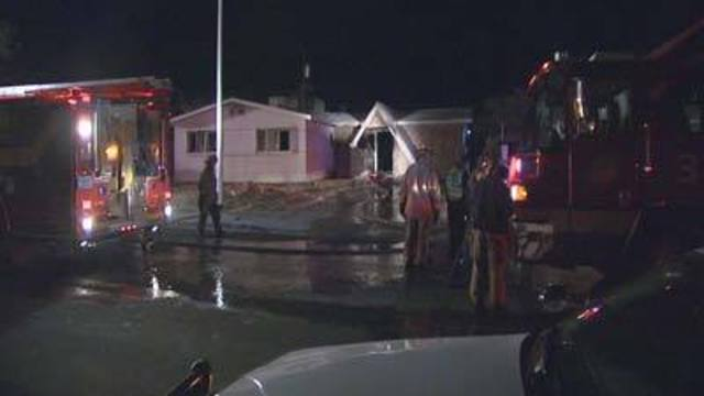 One Dead, Three Injured in Early Morning House Fire