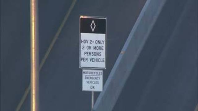 Driving You Crazy: Are HOV Lane Hours Too Long?