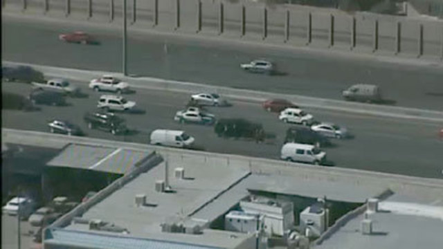 NHP: Stretch of I-15 Causes Biggest Road Problems