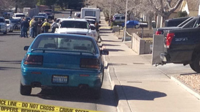 Police: 3 Dead in Boulder City Killings