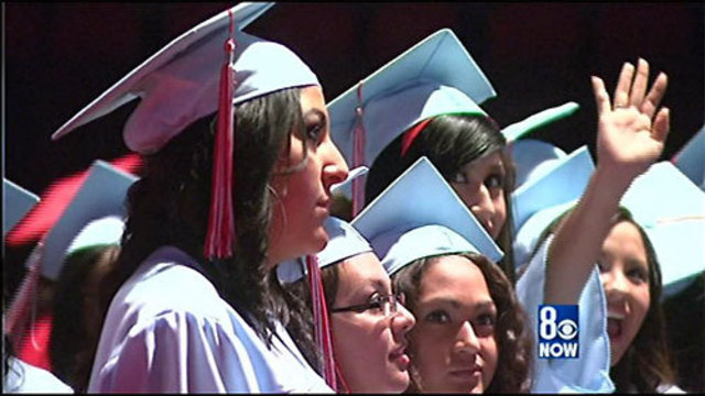 Nevada Grad Rate Improves, but Still Trails Nation