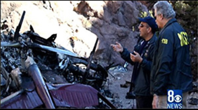Mechanic Checklists a Lesson in Copter Crash