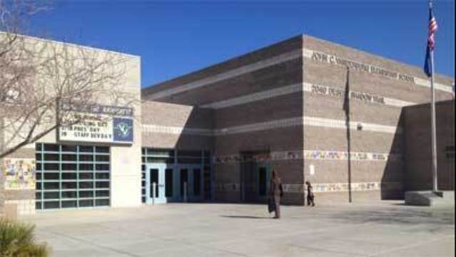 Las Vegas Elementary School Gets National Recognition
