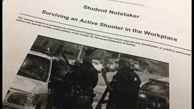 UNLV Students Get Grim Lesson in Campus Safety