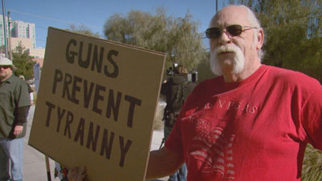 I-Team: Gun Rights Protect Against Government Tyranny