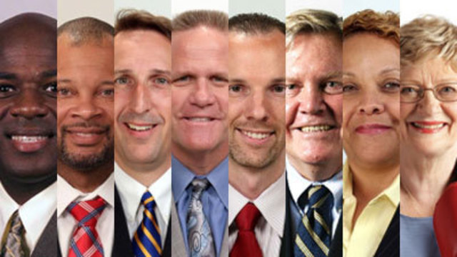 Top 8 State Senators from Clark County