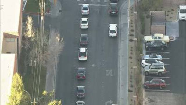 Driving You Crazy: Lane Confusion Near UNLV