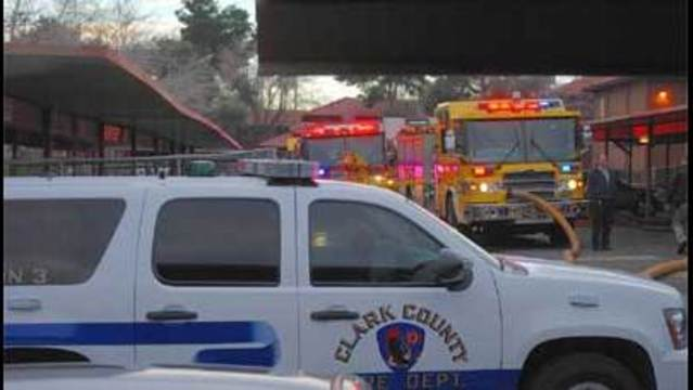 Police: Apartment Fire Connected to Domestic Dispute
