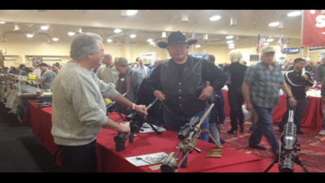 Rocky Mountain Gun Show Comes To South Point