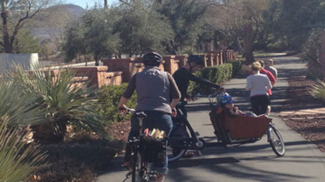 Nicer Weather Means More Cyclists on Valley Roadways