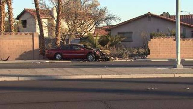 Man Dies in Fatal Accident at Decatur and Flamingo