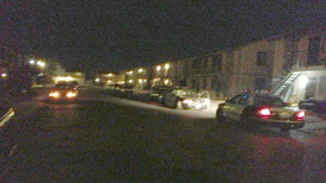 Man Stabbed at Apartment in Northeast Valley