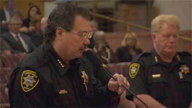 I-Team: Commissioners Look to Abolish Constable's Office