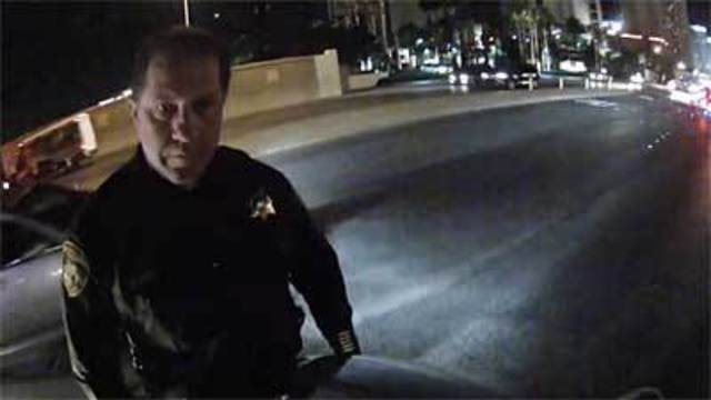 Video Shows Metro Officer Rear-Ending Motorcyclist