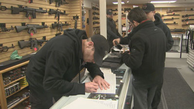 I-Team: Weaknesses Exist in Nevada's Gun Laws