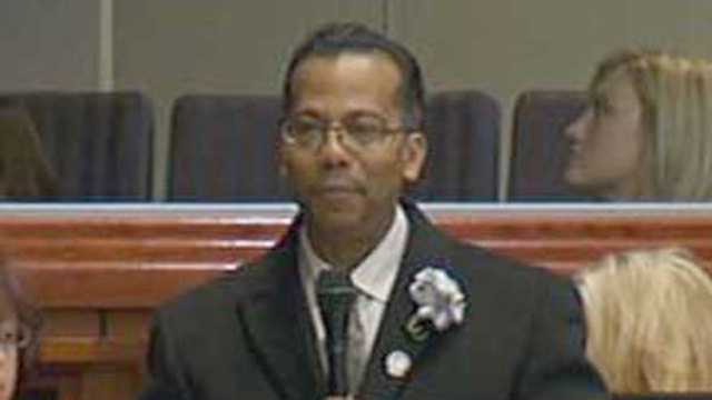 Steven Brooks Expelled by Nevada State Assembly