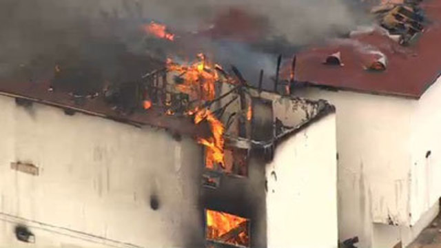 Homeless Have History of Starting Vacant Building Fires