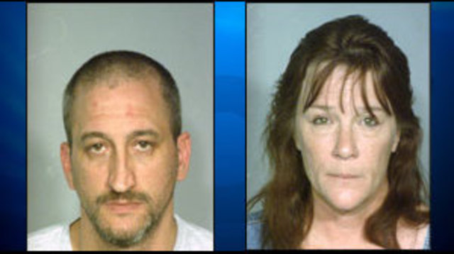 Texas Couple Arrested in Las Vegas Over Boy in Box