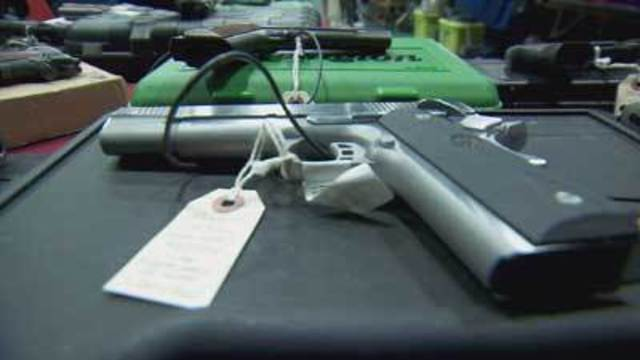 Mental Health Experts Push Debate on Gun Control