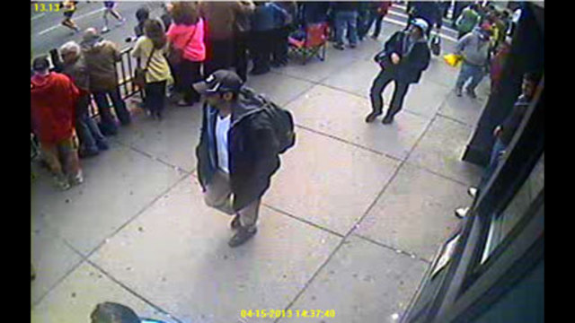 FBI Releases Images of 2 Suspects in Marathon Bombing