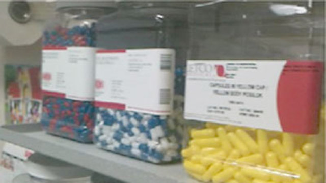 Prescription Drug Abuse Growing Problem in Valley