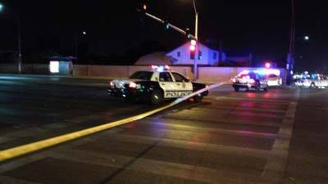 Police Shoot Suspect Accused of Fatal Stabbing