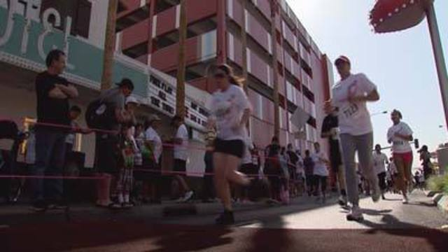 Police Increase Security for Komen Race for the Cure