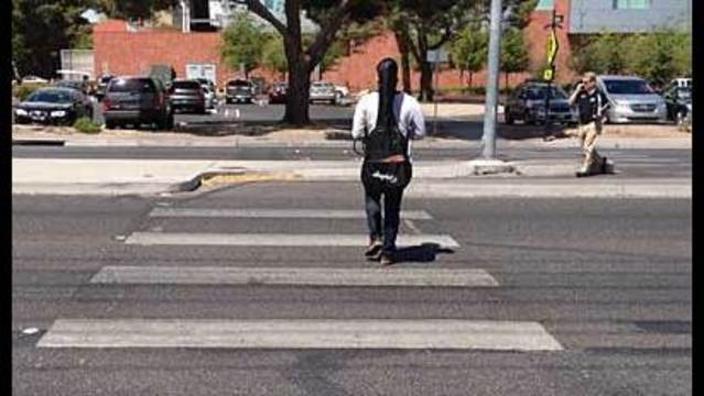 Police Warn Drivers, Pedestrians to Pay Attention