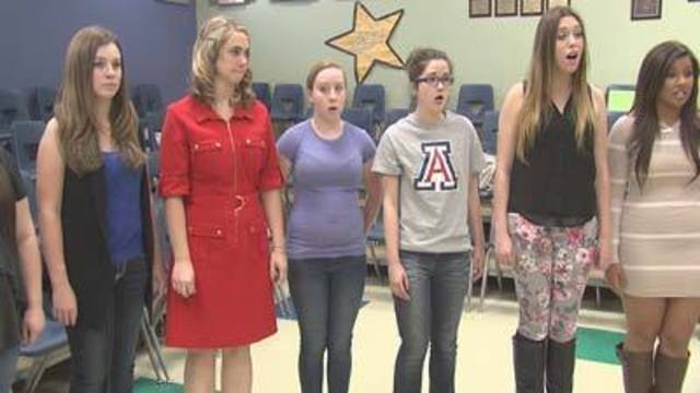 Local High School Choir to Perform with the Rolling Stones