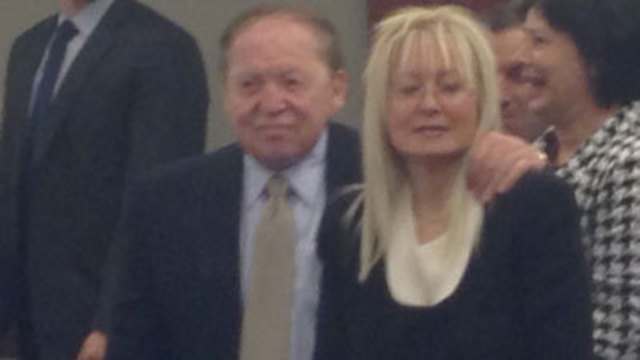 Attorneys Make Final Arguments in Adelson Case