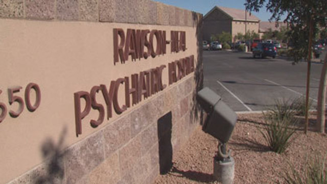 Report: State Mental Health Hospital Needs More Staff