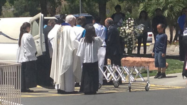 Funeral Held for Teen Killed in IPad Theft